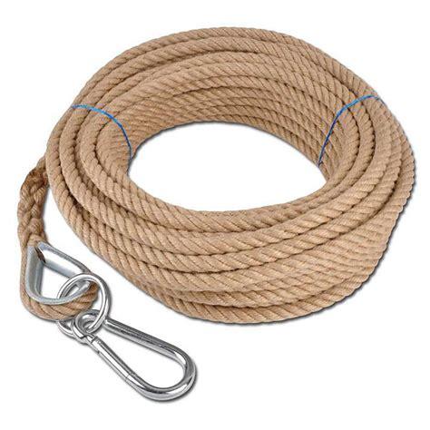 Skun Ring O 5 5 6 Kabel 6mm h reb reb 216 16 mm 20 mm 20m 30m med karabinhage