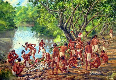 imagenes de mayas trabajando cultura saladoide historia universal