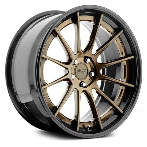 color rims niche 174 agile 2pc wheels custom finish rims