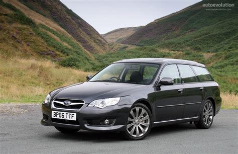 Subaru Legacy Wagon Specs 2006 2007 2008 Autoevolution