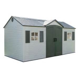 sheds sheds garages outdoor storage the home depot