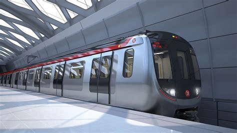 Komik Misteri Kereta Desembee tiongkok siap operasikan jalur kereta bawah tanah otomatis perdananya kaori nusantara