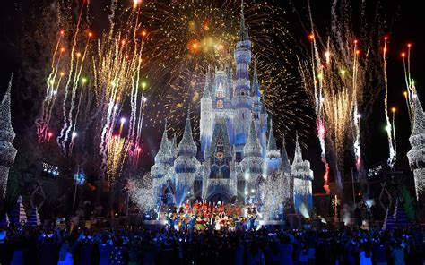 how to have the best new year s eve at disney world and