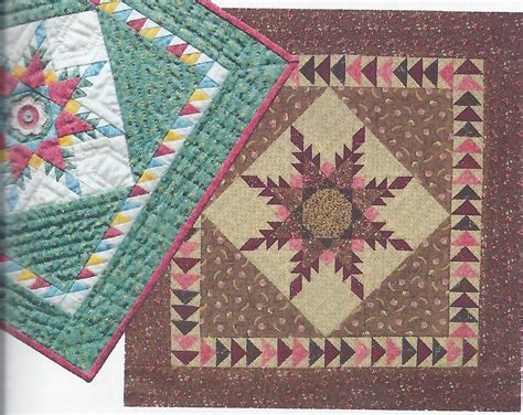 Feathered Quilts mini feathered