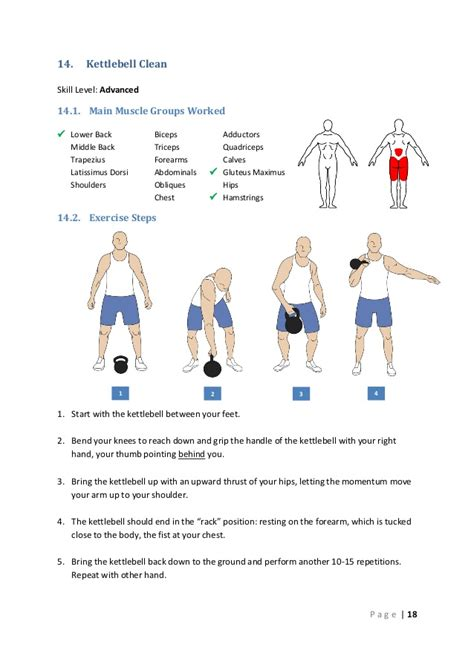 kettlebell swing muscles worked the ultimate kettlebell guide
