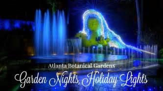 lights botanical gardens atlanta atlanta botanical gardens lights brilliant