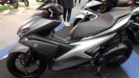 Pcx 2018 Vs Aerox by Yamaha Aerox 155 Cc Abs Version