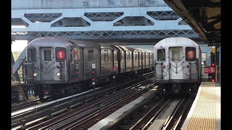irt broadway line manhattan 242nd street bound r62 a 1