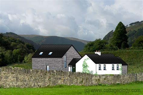 Cottage Plans Ireland by Cottage Plans Fushia Cottage