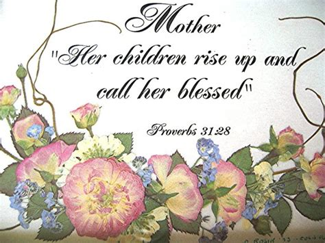 mothers day religious gift scripture christian christian pressed