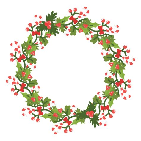 Poster Bingkai Frame Fall Upon wreath canes icon 14 transparent png svg vector