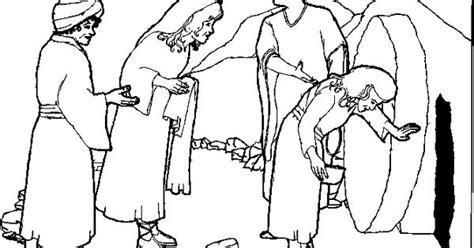 empty tomb coloring pages preschool jesus empty tomb clip art google search coloring pics