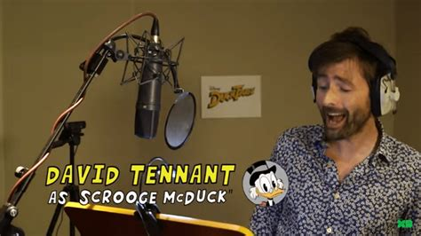 david tennant ducktales david tennant danny pudi and others join ducktales cast