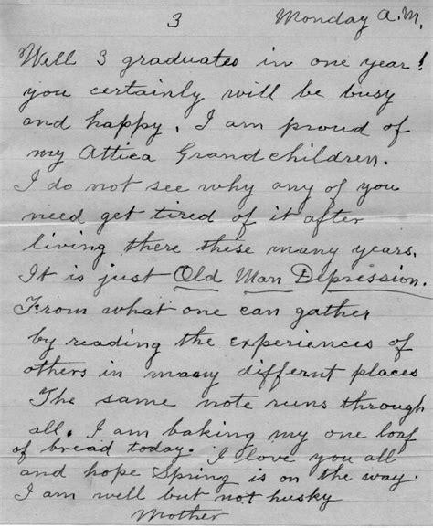 Genealogy Letters