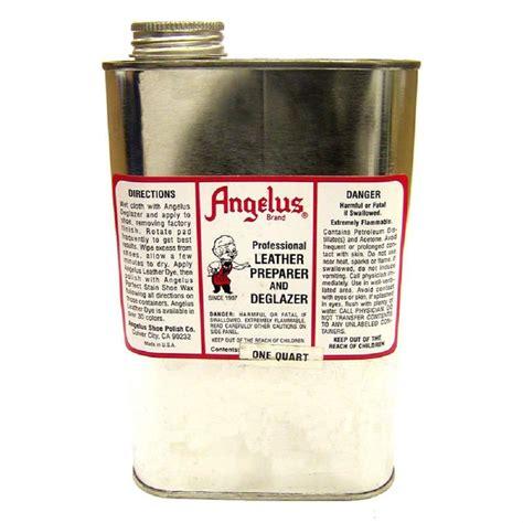 angelus paint deglazer angelus leather preparer deglazer 1 gallon great pair