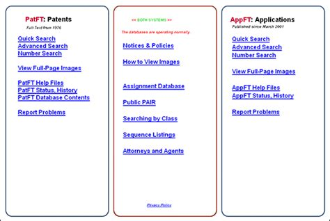 5 patent search tools