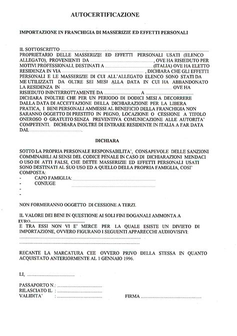 richiesta documenti richiesta cittadinanza moduli