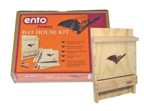 backyard bat house ento backyard bat house pre drilled building diy kit