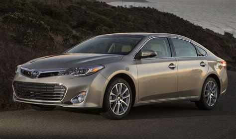 2015 Toyota Avalon Reviews 2015 Toyota Avalon Review Cargurus