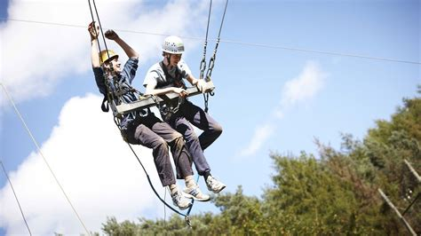 swinging holidays uk pgl marchants hill adventure holidays and summer cs nr