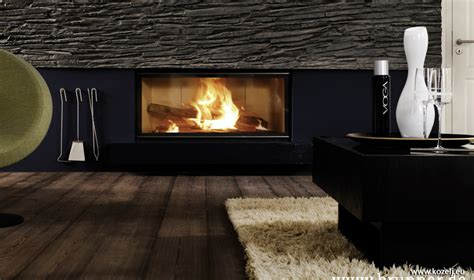 wood burning fireplace vs gas modern fireplace ideas for black living room homescorner