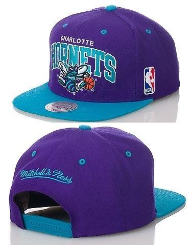 Snapback Topi Hiphop Dewasa Aztec Blue hornets nba snapback cap purple mitchell and ness jimmy jazz stylesays