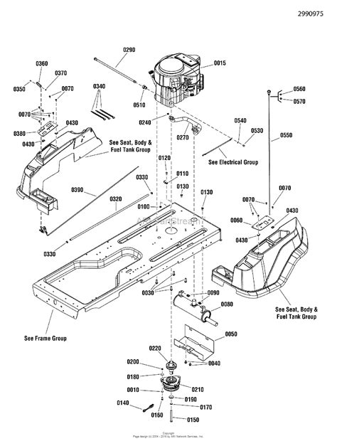 kawasaki lawn mower engine parts diagrams simplicity 2691139 00 zt1842 18 gross hp kawasaki rider