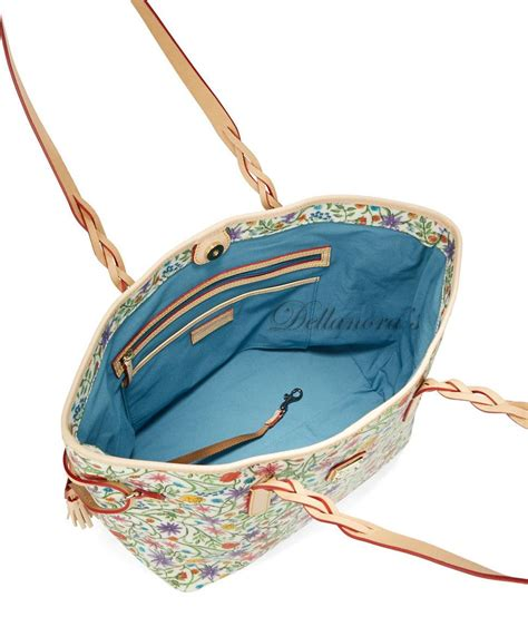 Sabrina Elegan Premium Branded Mewah One Shoulder Dress Gaun Pesta dooney bourke floral print bailey shoulder tote shopper bag handbag nwt ltd ed ebay