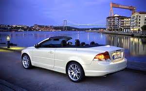 Volvo Coupe Convertible Volvo C70 Convertible 2008 Image 155