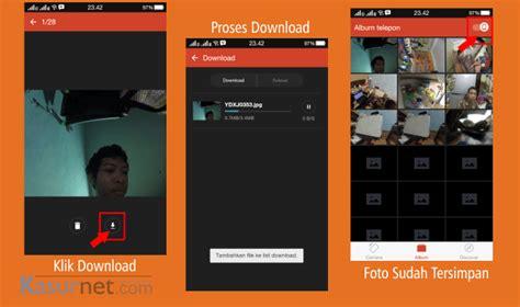 tutorial foto xiaomi yi cara memindahkan foto yi cam xiaomi ke smartphone