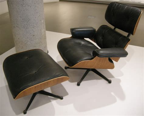 Chair Company Design Ideas File Ngv Design Charles Eames And Herman Miller Lounge Chair 670 1956 Jpg Wikimedia Commons