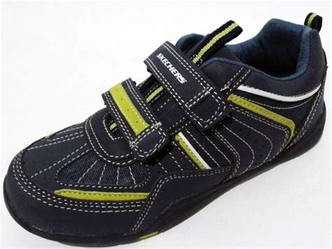 Sepatu Skechers Active sepatu anak skechers active barto navy gudang sport