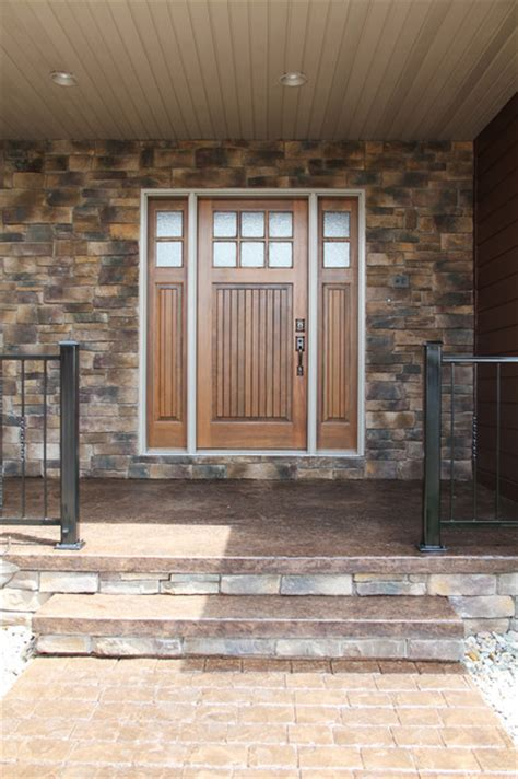 front door entry systems exterior door acclimated entry systems craftsman