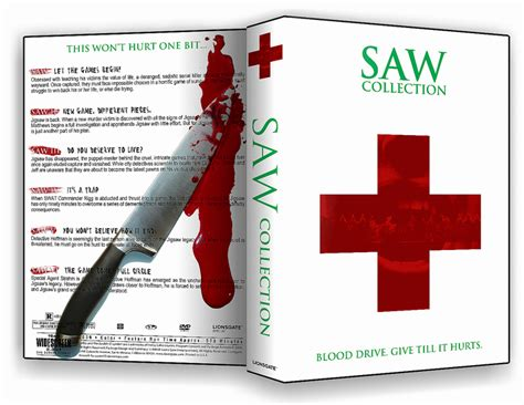 Saw Iv Wants Your Blood by R I P Hugh Conway Page 4