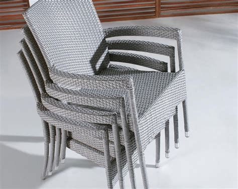 cahl stackable patio arm chair tropical patio