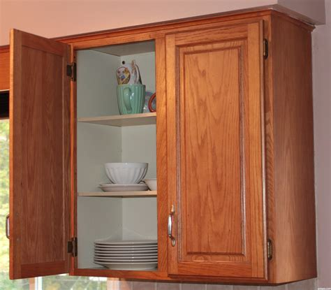 Cupboard Open Cupboard D 233 Finition What Is