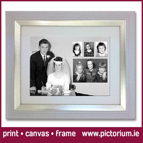 Wedding Anniversary Gifts Dublin by Collage Photo Frames Ireland 65000 Personalized Photo Frames