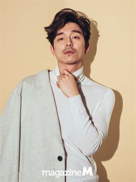 film de gong yoo gong yoo reveals his thoughts about his upcoming movie in