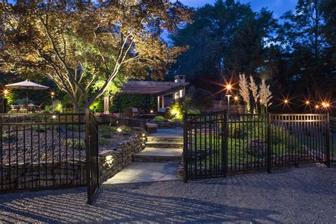 Landscape Lighting Nj New Jersey Landscape Lighting Bergen Essex Passaic
