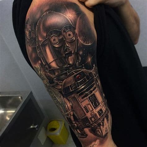 best star wars tattoos wars tattoos for best designs and ideas for guys