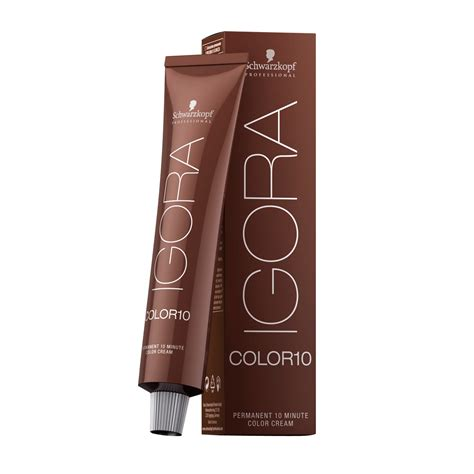 igora color igora color10 permanent hair color schwarzkopf cosmoprof