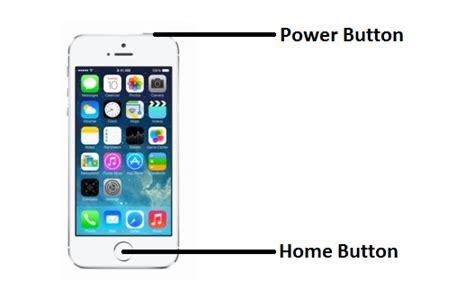 how to screenshot on the iphone 5s draalin