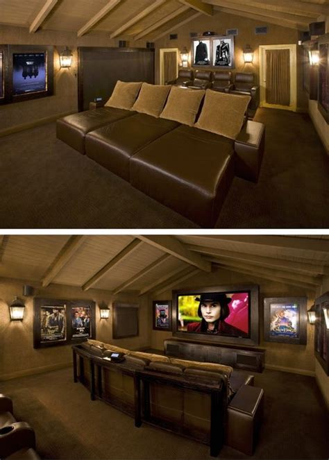 home theaters theater and lounges on - Theaters With Lounge Chairs