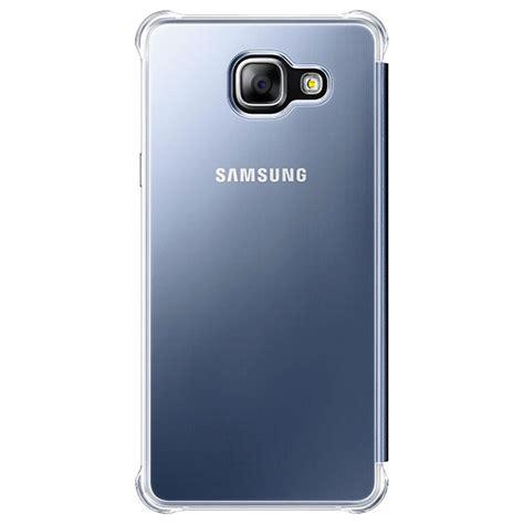 Clear View Flip Cover Samsung A5 samsung galaxy a5 2016 clear view flip ef za510cb