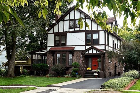 tudor style tudor revival style in syracuse home decorating trends
