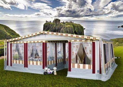 verande in legno per roulotte tende per veranda roulotte design casa creativa e mobili