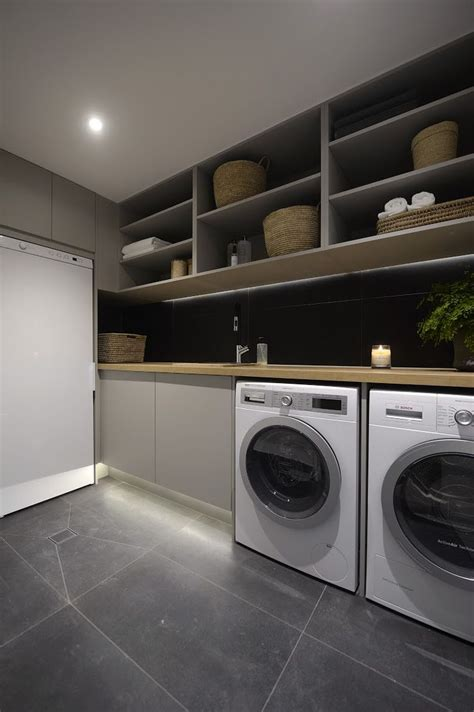 Top 60 Laundry Ideas And Designs Renoguide Modern Laundry