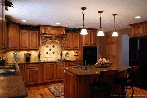 Kitchen Remodel With Black Appliances Tuscan Kitchen Design With Black Appliances Black