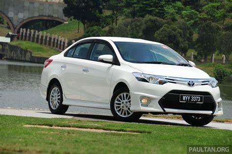 Toyota Vios 1 5 G Driven 2013 Toyota Vios 1 5 G Review