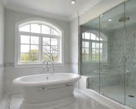 bathroom glass tile designs 27 pictures of bathroom glass tile accent ideas